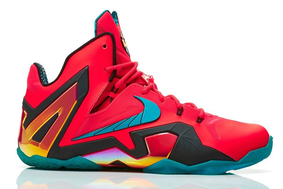 LeBron 11 Elite Hero 2014