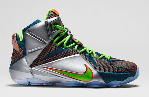 Lebron 12 Trillion Dollar Man