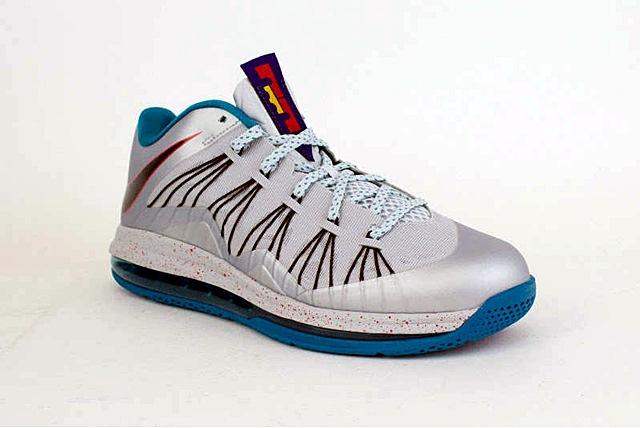 """Nike LeBron X """"Akron Aeros"""""""