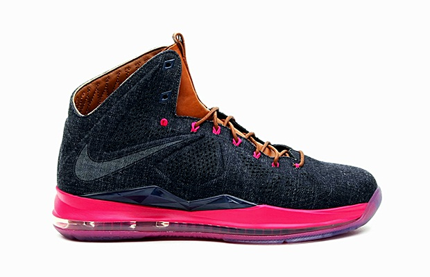 "Nike LeBron X EXT ""Denim"""