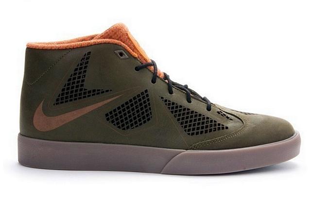 Nike LeBron X NSW Dark Londen