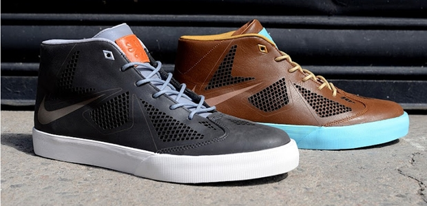 Nike LeBron X NSW Lifestyle NRG Two-Pack