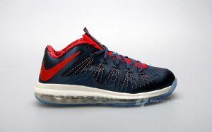 "Nike LeBron X USA (Nike LeBron X Low ""USA"" Hitting Shelves Soon)"
