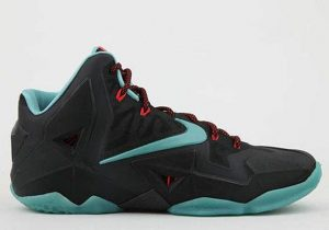 "lebron 11 diffused jade (Nike LeBron 11 ""Diffused Jade"" Coming Out Soon)"