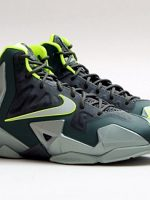 "buy online a3ff7 7ce6d Release Reminder  Nike LeBron XI ""Dunkman"" Out Today"