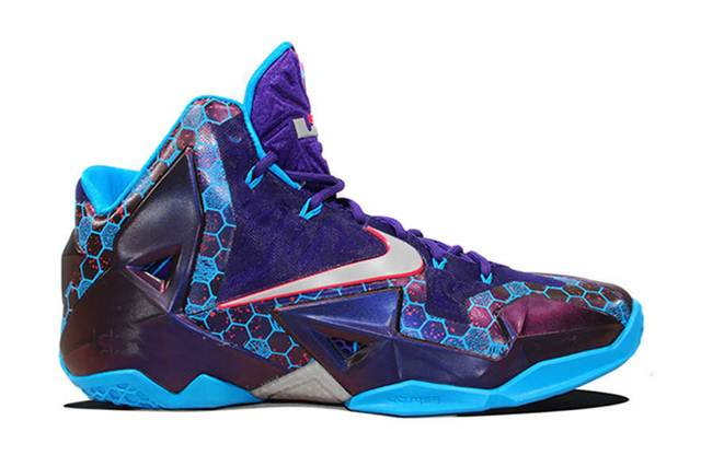 lebron 11 summit lake hornets