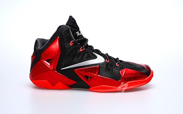 """Release Date: Nike LeBron XI """"Miami Heat"""" Edition"""