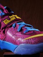 """45b135076b3 Nike Zoom Soldier VII """"Bronny   Bryce"""" Arriving At Retailers"""