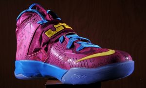 "nike zoom soldier 7 bronny and bryce (Nike Zoom Soldier VII ""Bronny & Bryce"" Arriving At Retailers)"