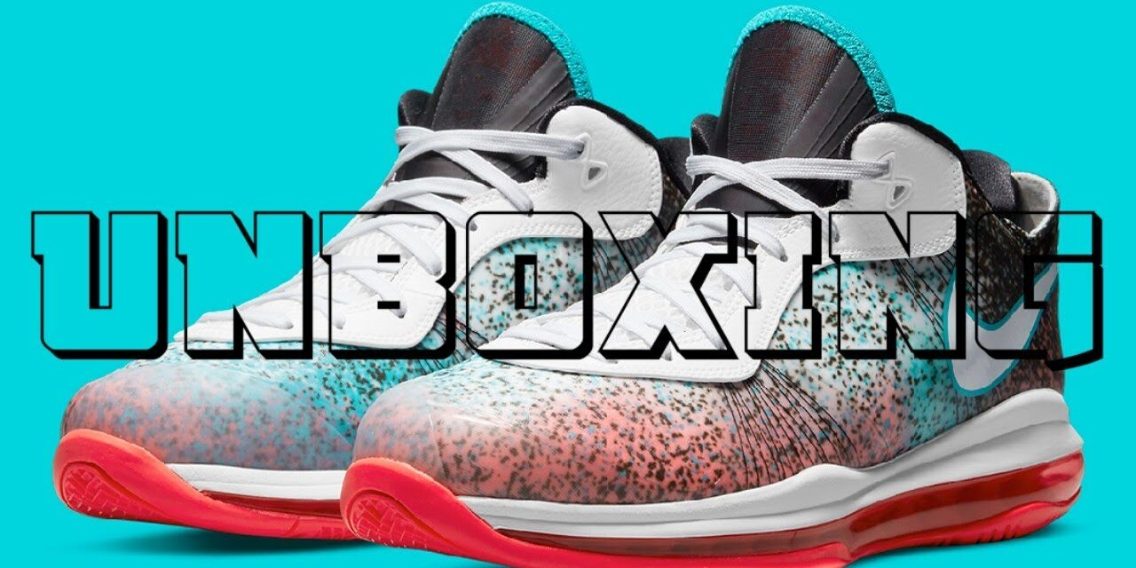 EXCLUSIVE UNBOXING 2 | NIKE LEBRON 8 LOW V/2 MIAMI NIGHTS