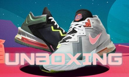 UNBOXING | NIKE LEBRON 18 LOW BUGS X MARVIN