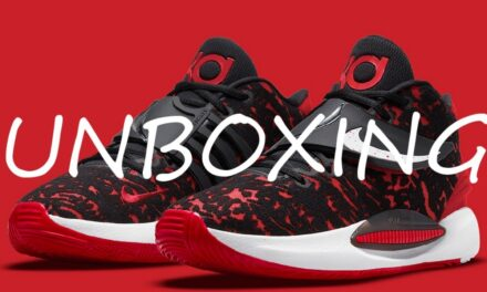 UNBOXING | NIKE KD 14 BRED