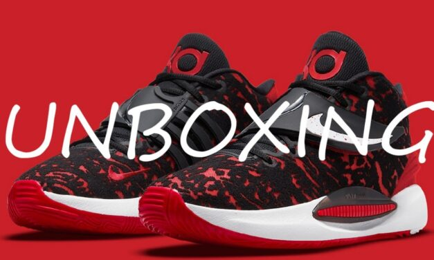 UNBOXING   NIKE KD 14 BRED