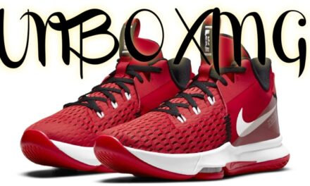 UNBOXING | NIKE LEBRON WITNESS 5 RED