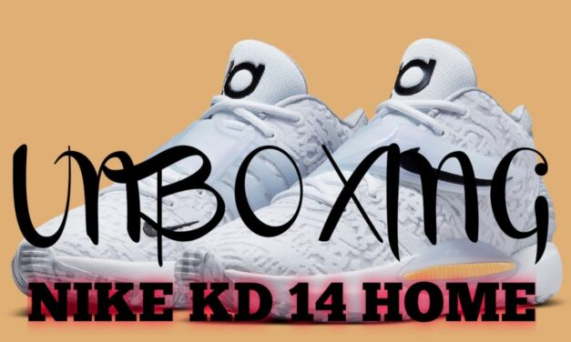 UNBOXING   NIKE KD 14 HOME