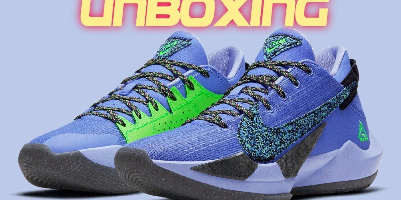 UNBOXING | NIKE ZOOM FREAK 2 PLAY FOR THE FUTURE
