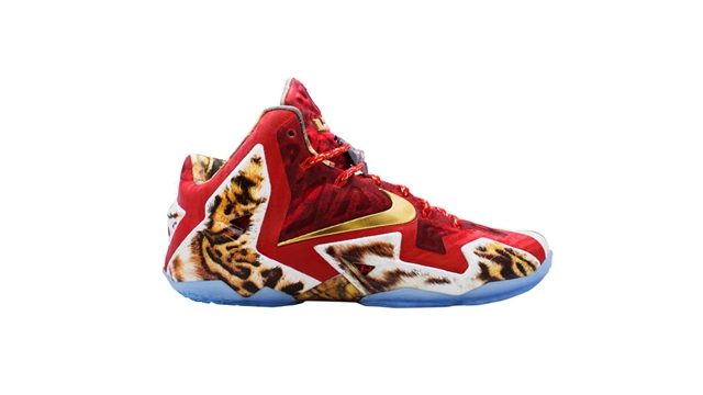 LeBron 11 2K14 Edition