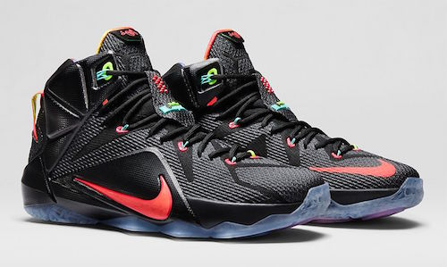 Lebron 12 'Data' Release – December 20th ~ $200