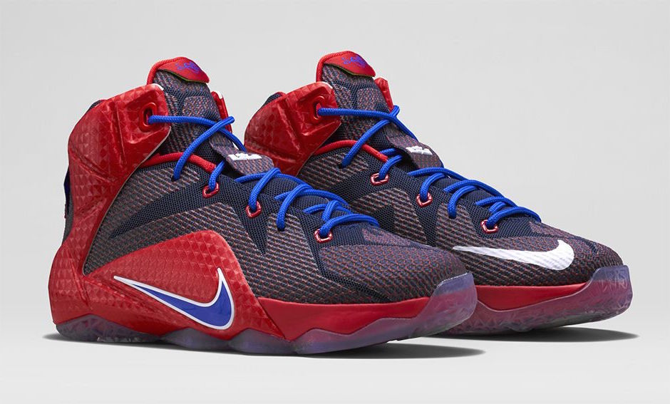 Lebron 12 Kids Supes February Release