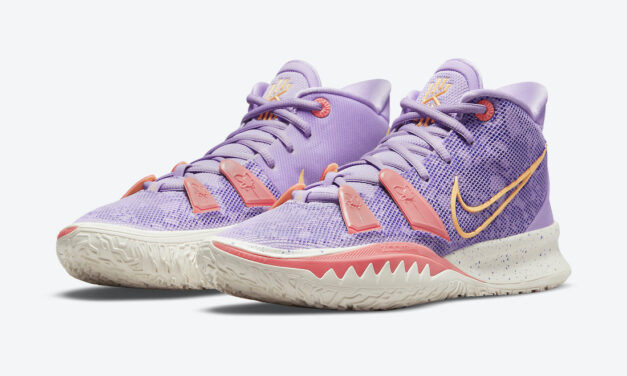 Nike Kyrie 7 Daughters Azurie CQ9326-501 Release Date