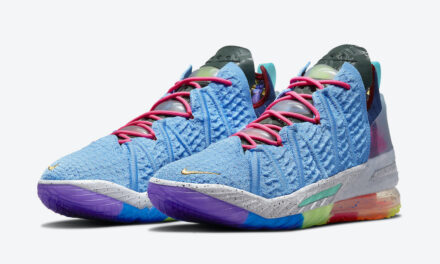 Nike LeBron 18 What The DM2813-400 Release Date