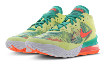 Nike LeBron 18 Low LeBronold Palmer Release Date