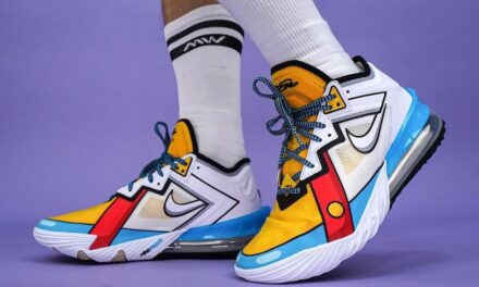 Nike LeBron 18 Low Stewie Griffin Release Date