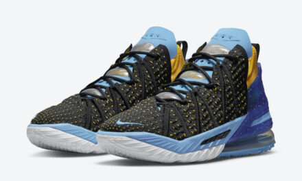 Nike LeBron 18 Minneapolis Lakers CQ9283-006 Release Date