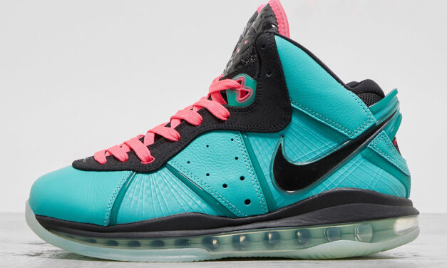 Nike LeBron 8 South Beach 2021 Release Date CZ0328-400
