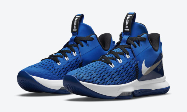 Nike LeBron Witness 5 Game Royal CQ9380-400 Release Date