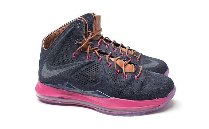 Nike LeBron X EXT Denim Release Marred By Robber Shooting