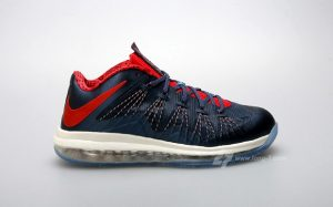 "Nike LeBron X USA (Nike LeBron X Low ""USA"" Hitting Shelves Soon)"