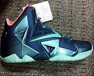Nike LeBron XI Teaser