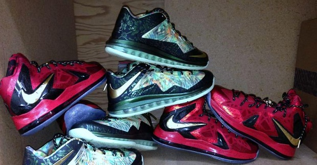 Coming Out Soon: LeBron James 2-Time Championship Pack