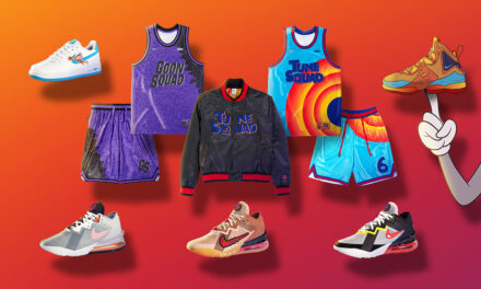 Nike x Converse Space Jam: A New Legacy Collection Release