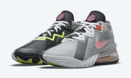 Space Jam x Nike LeBron 18 Low Bugs vs Marvin The Martian