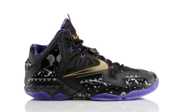 "Nike LeBron 11 ""BHM"" Coming Out Soon"