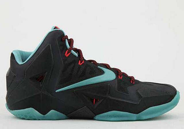 "Nike LeBron 11 ""Diffused Jade"" Coming Out Soon"