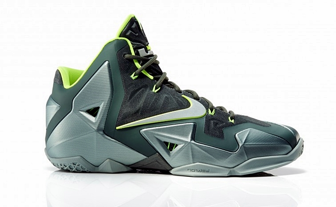 "Nike LeBron XI ""Dunkman"" Unveiled"