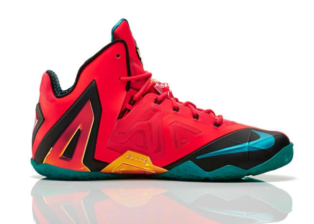 "LeBron 11 Elite ""Hero"" Coming Out On May 9th"