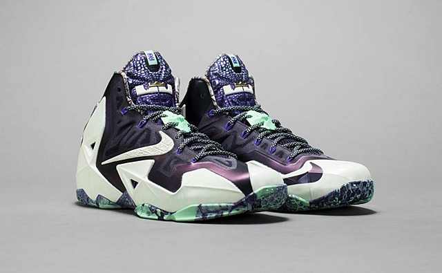lebron 11 gator king