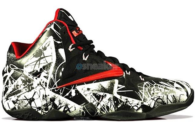 """Nike LeBron 11 """"Graffiti"""" Release Date Announced"""