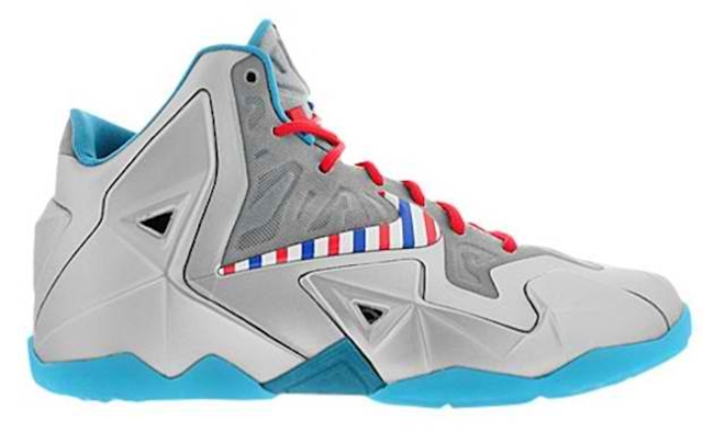"Nike LeBron 11 GS ""Barbershop"" Arriving At Retailers"