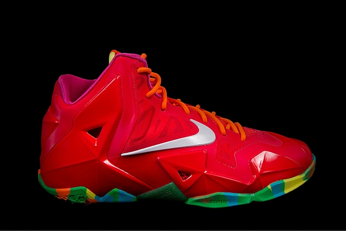 "Nike LeBron 11 ""Fruity Pebbles"" Release Date Announced"
