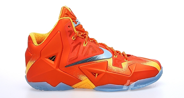 "Nike LeBron XI ""Forging Iron"" Arriving At Retailers In November"