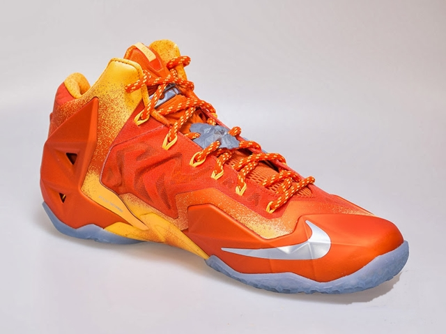 "Nike LeBron XI ""Forging Iron"" US Release Date Announced"